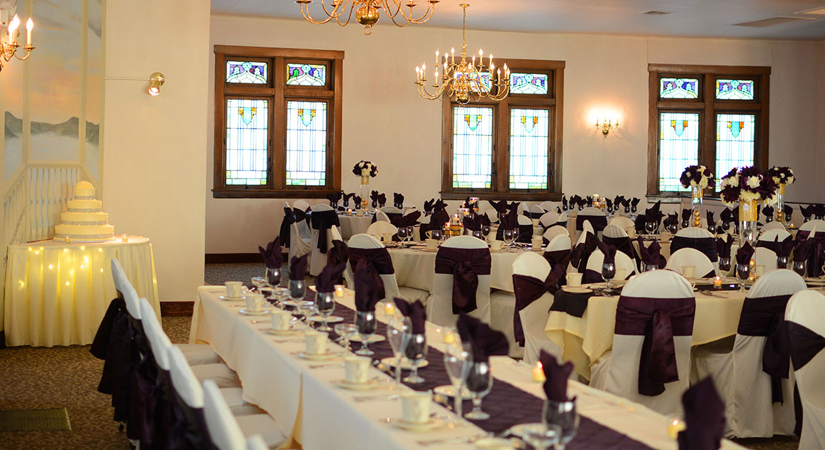 The Camelot Banquet Hall